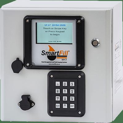 SmartFill gen 2 fuel management system