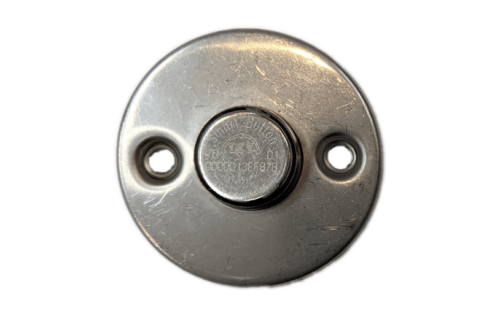 vehicle mounted ibutton for SmartFill fuel management system