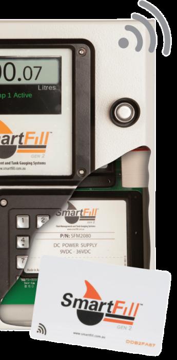 SmartFill gen 2 fuel authentication technologies